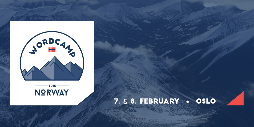WordCamp Norway 2015